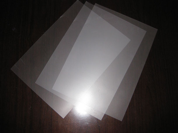 Coated Overlay Films(Normal Ink)